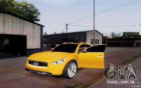 Alarme Mod v4.5 para GTA San Andreas segunda tela