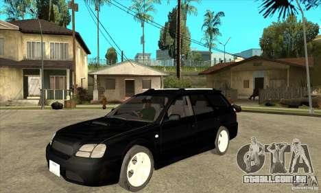 Subaru Legacy Station Wagon para GTA San Andreas