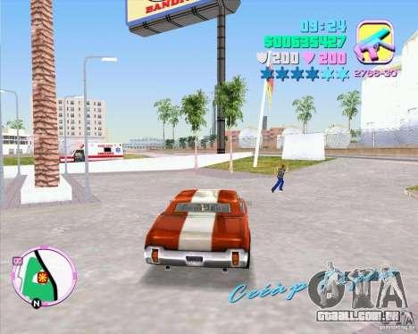 ENB Series for GTA ViceCity v2 para GTA Vice City segunda tela