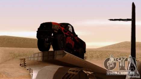 Direct R v1.0 para GTA San Andreas terceira tela