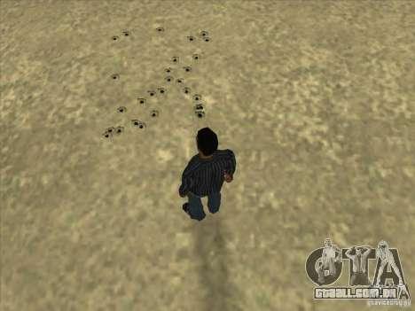 Buracos de balas para GTA San Andreas