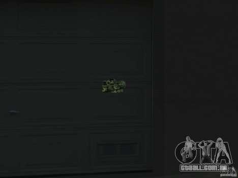 Pak versão doméstica armas 4 para GTA San Andreas oitavo tela