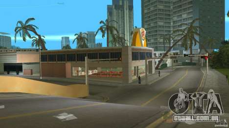 Burgerking-MOD para GTA Vice City terceira tela