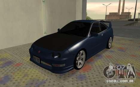Acura Integra Type R 2000 para GTA San Andreas