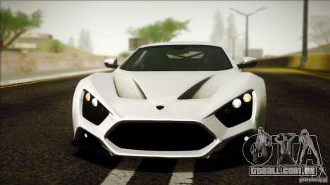 Solid ENB v7.0 para GTA San Andreas quinto tela