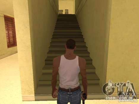 A entrada para o Hospital de Los Santos para GTA San Andreas nono tela