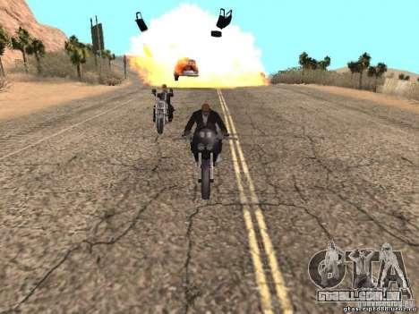 Bomba para GTA San Andreas oitavo tela