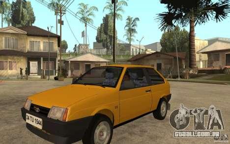 VAZ Lada Samara 2108 Sport para GTA San Andreas