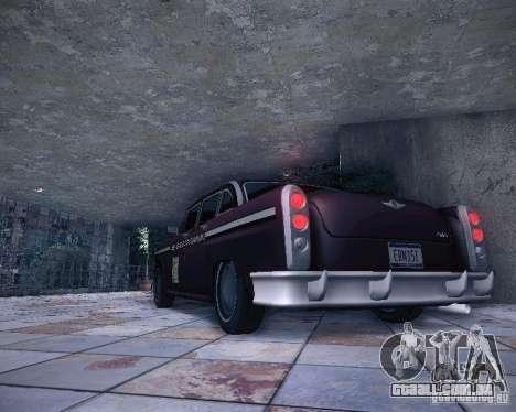 Diablo Cabbie HD para o motor de GTA San Andreas