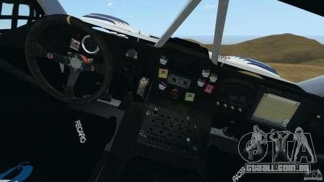 Chevrolet Silverado CK-1500 Stock Baja [EPM] para GTA 4 vista de volta