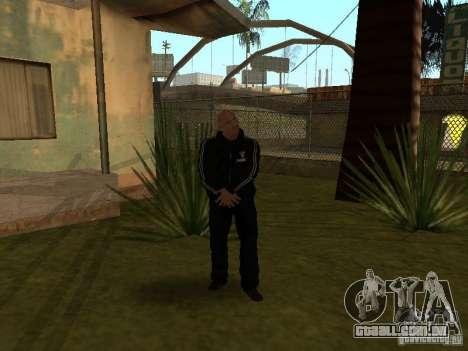 Dwayne The Rock Johnson para GTA San Andreas segunda tela