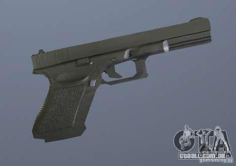 Glock 17 para GTA Vice City terceira tela