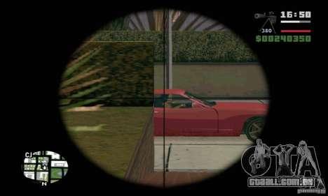 O Nandokooper (IOS-98) para GTA San Andreas terceira tela