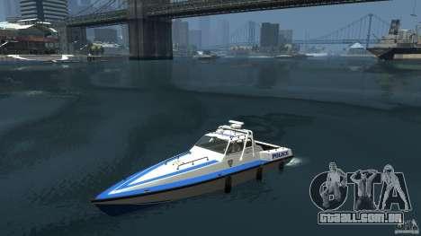 NYPD Predator para GTA 4