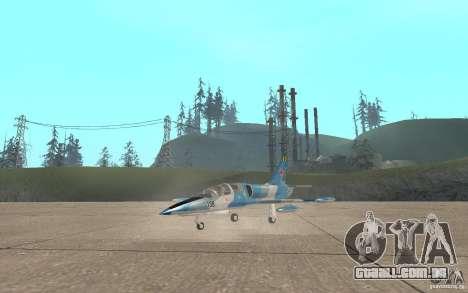 L-39 Albatross para GTA San Andreas