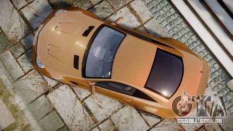 Mercedes-Benz SL65 AMG Black Series para GTA 4 vista direita