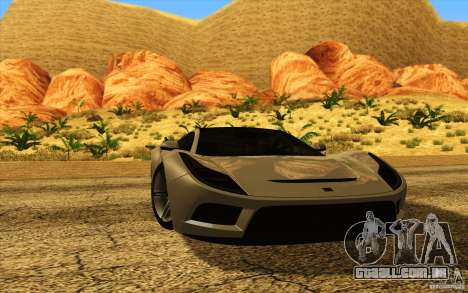 ENBSeries HD para GTA San Andreas terceira tela