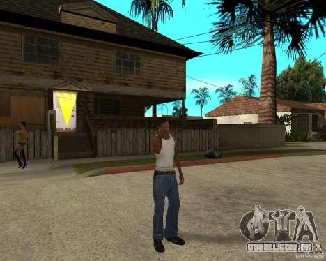 Nokia N97 para GTA San Andreas terceira tela