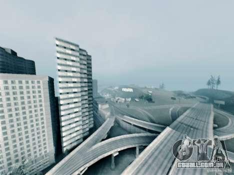 Setan ENBSeries para GTA San Andreas terceira tela