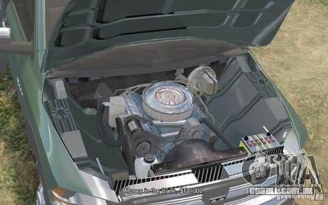 Dodge Ram 3500 Stock Final para GTA 4 interior