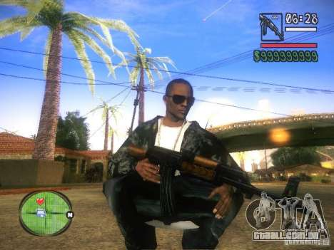 New ENBSEries 2011 v3 para GTA San Andreas sétima tela