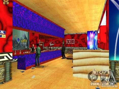 New Bar Ganton v.1.0 para GTA San Andreas terceira tela