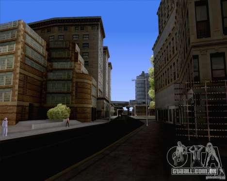 ENBSeries by Sankalol para GTA San Andreas quinto tela