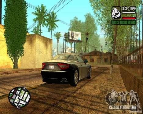 ENBSeries 2012 para GTA San Andreas sétima tela