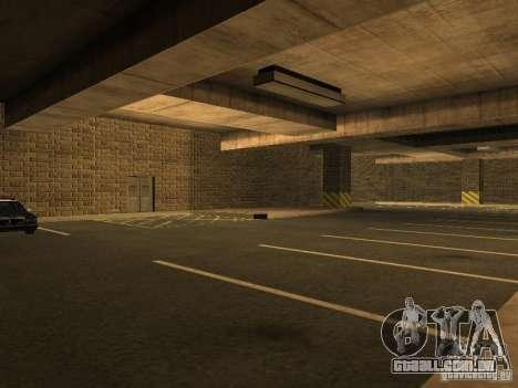 The Los Angeles Police Department para GTA San Andreas sexta tela