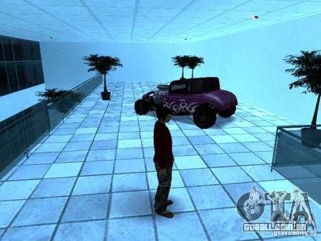 Veículos novos em todo o estado para GTA San Andreas quinto tela