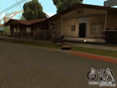 Animais para GTA San Andreas sexta tela