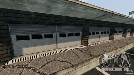 Laguna Seca [Final] [HD] para GTA 4 quinto tela