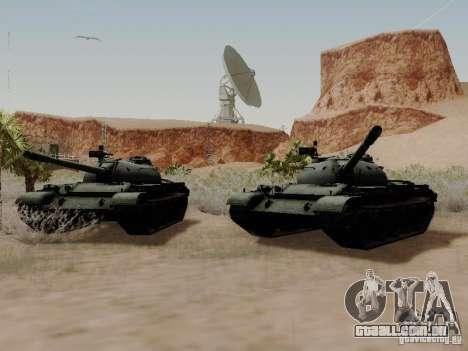 Type 59 para GTA San Andreas vista direita