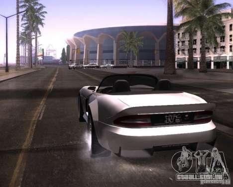 ENBSeries para Ultra Pack Vegetetions para GTA San Andreas sétima tela