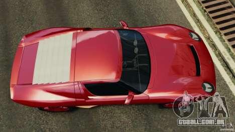 Lamborghini Miura 2006 para GTA 4 vista direita
