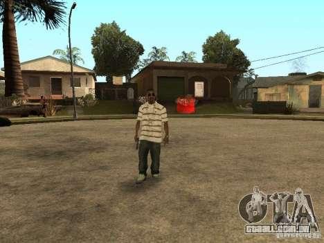 Still Pimpin para GTA San Andreas segunda tela