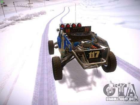 Ickler Jimco Buggy para GTA San Andreas esquerda vista