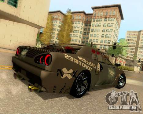 Elegy Drift Korch para as rodas de GTA San Andreas