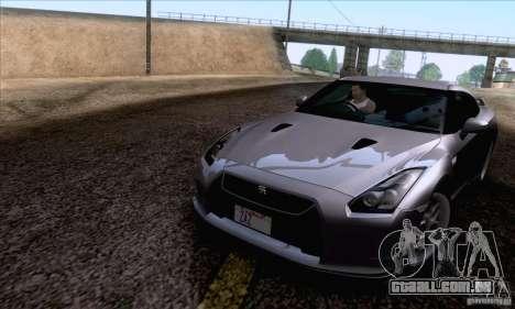 SA_nGine v 1.0 para GTA San Andreas sétima tela