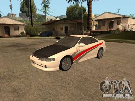 Honda Integra 2000 para GTA San Andreas