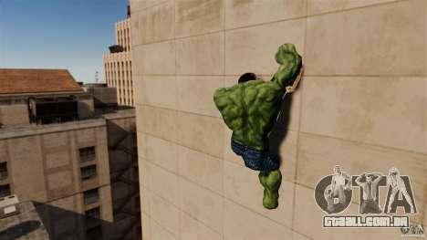 Script de Hulk para GTA 4 sétima tela