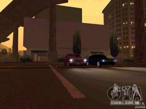 GÁS 24 CR v2 para GTA San Andreas esquerda vista