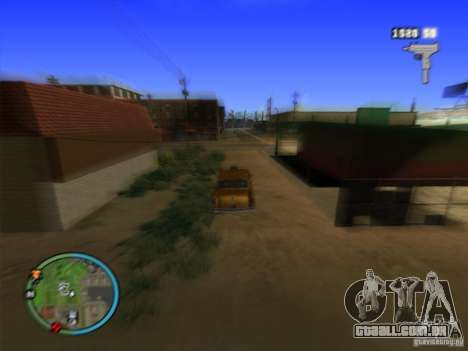 ENBseries v.0.075 v2 para GTA San Andreas segunda tela