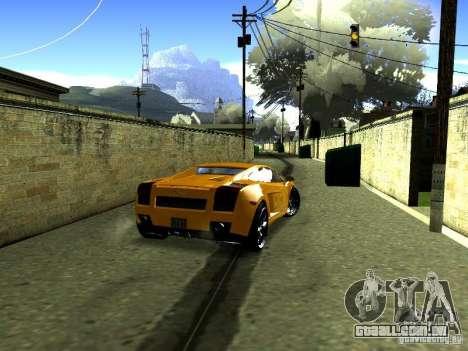 Queen Unique Graphics HD para GTA San Andreas terceira tela