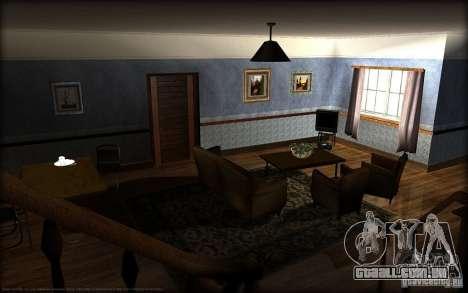 Novas texturas para Džonsonov em casa para GTA San Andreas segunda tela