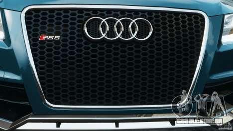 Audi RS5 2011 [EPM] para GTA 4 motor