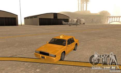Autumn Mod v3.5Lite para GTA San Andreas sétima tela