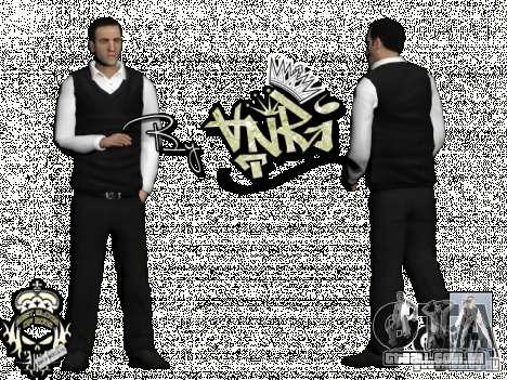 Pacote de pele para GTA San Andreas