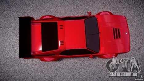 BMW M1 [Beta] para GTA 4 vista direita