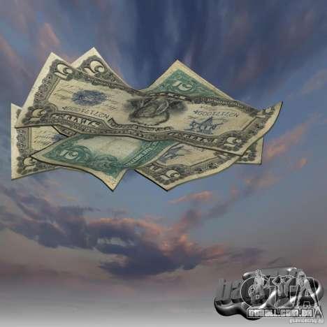 Dinheiro novo para GTA San Andreas